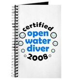 Open Water Diver 2008 Journal