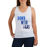 Down With Gas Women's Tank Top
