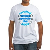 Advanced OWD 2009 Fitted T-Shirt