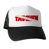 Tauchen German Scuba Flag Trucker Hat