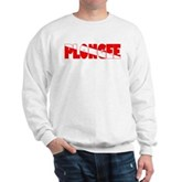 Plongee French Scuba Flag Sweatshirt