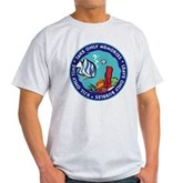 Take Only Memories (fish) Light T-Shirt