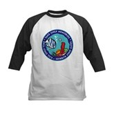 Take Only Memories (fish) Kids Baseball Jersey