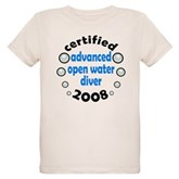 Certified AOW 2008 Organic Kids T-Shirt